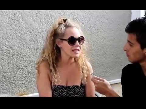 Entrevista Yolanda Ray...
