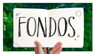 10 TRUCOS PARA DIBUJAR FONDOS - Kaos