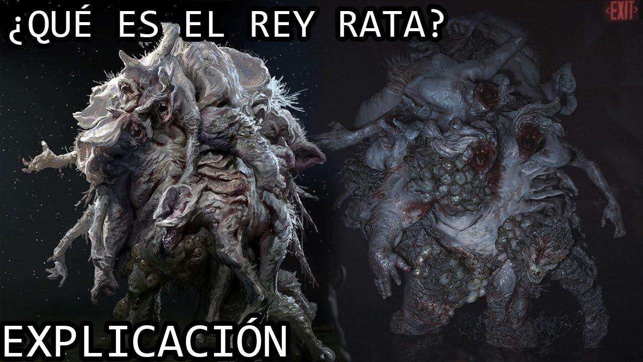 ¿Qué es el Rey Rata? EXPLICACIÓN   El Abominable Rey Rata de The Last of Us y su Origen EXPLICADO