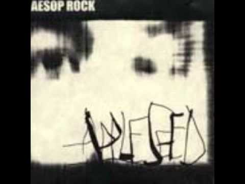 Aesop Rock - Appleseed EP [Full Album]