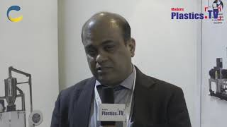 An exclusive interview with Mr. Sonar & Datta at IndPlas 2018, Kolkata. www.ModernPlastics.TV