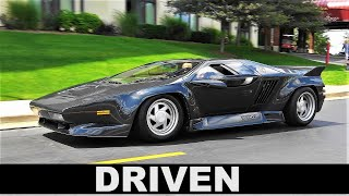 Vector W8 Twin Turbo: Ride and Drive