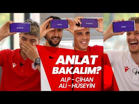 🎬 Anlat Bakalım   Alp Tutar - Cihan Kahraman   Ali Ülgen - Hüseyin Öztürk