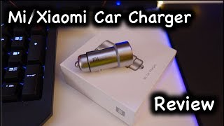 Mi - Xiaomi dual USB Car charger review