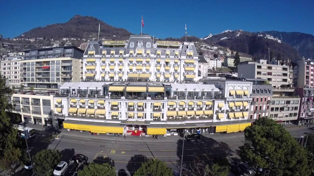Grand Hotel Suisse Majestic Montreux