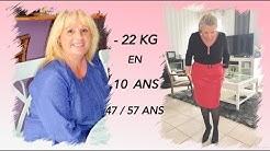 - 22 KG EN 1O ANS 💪🏻 47 ☞ 57 ANS  😉