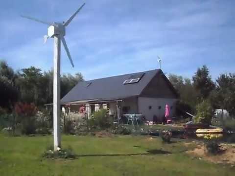 Fabrication d 39 une olienne doovi - Fabrication d une eolienne ...
