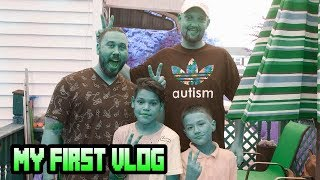 First vlog at a FAm meet up !