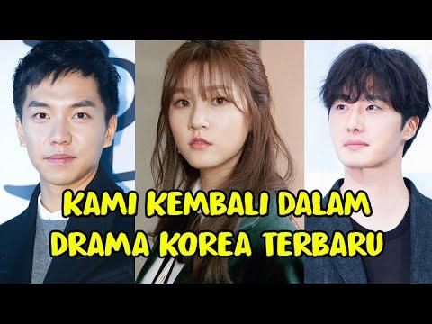 TERBARU! DRAMA KOREA LEE SEUNG GI, JUNG IL WOO, DAN KIM SAE RON 😍 COMEBACK GOT7 ❤️ FILM KIM NAM GIL