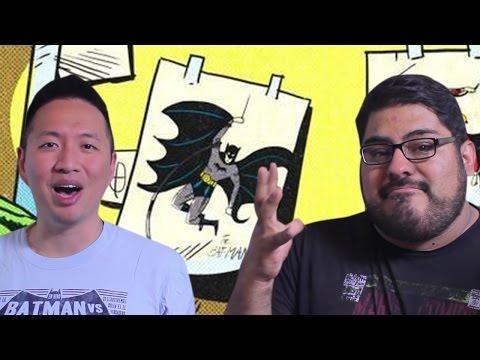 Batman and Bill Review - Justice for Batman