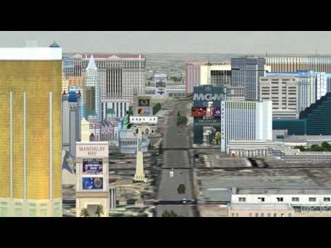 The Entertainment Capital of the World - Las Vegas