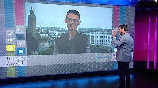 تبرع بكل أعضائه بعد موته:  إسماعيل حميش  شاب مغربي مصاب بالسرطان يتحدث لترندينغ