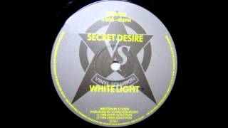 Secret Desire - White Light (1990)