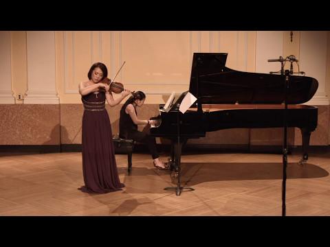 Poulenc Violin Sonata, FP 119