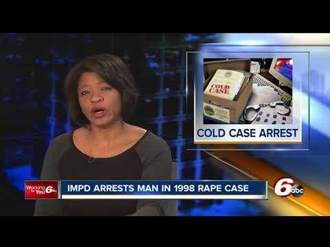 Cold case investigators use DNA to help crack 20-year-old rape case, arrest possible suspect