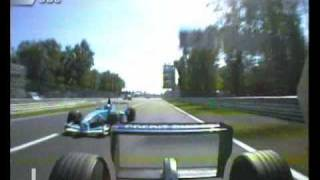 Formula 1 2001 Accidents part2