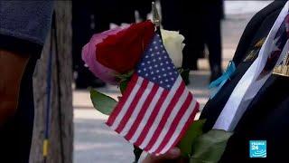 19 ans après la tragédie du 11 septembre 2001, recueillement aux États-Unis