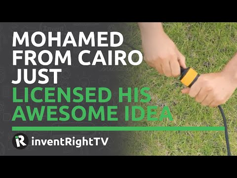 Mohamed From Cairo Just Licensed His Awesome Idea