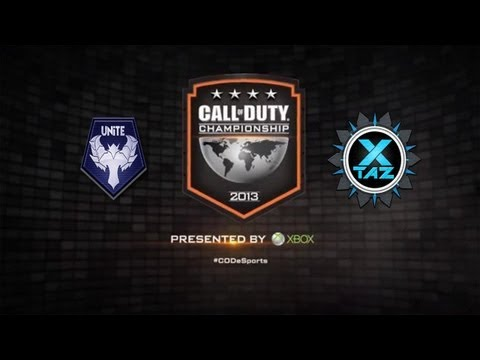 Unite vs Xtaz Group 2 Round 1 Group Play [COD Champs]