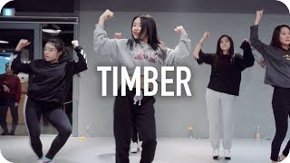 Timber - Pitbull ft. Ke$ha / Beginner