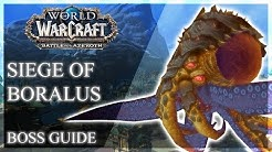 Siege of Boralus Mythic Guide - BOSSES ONLY