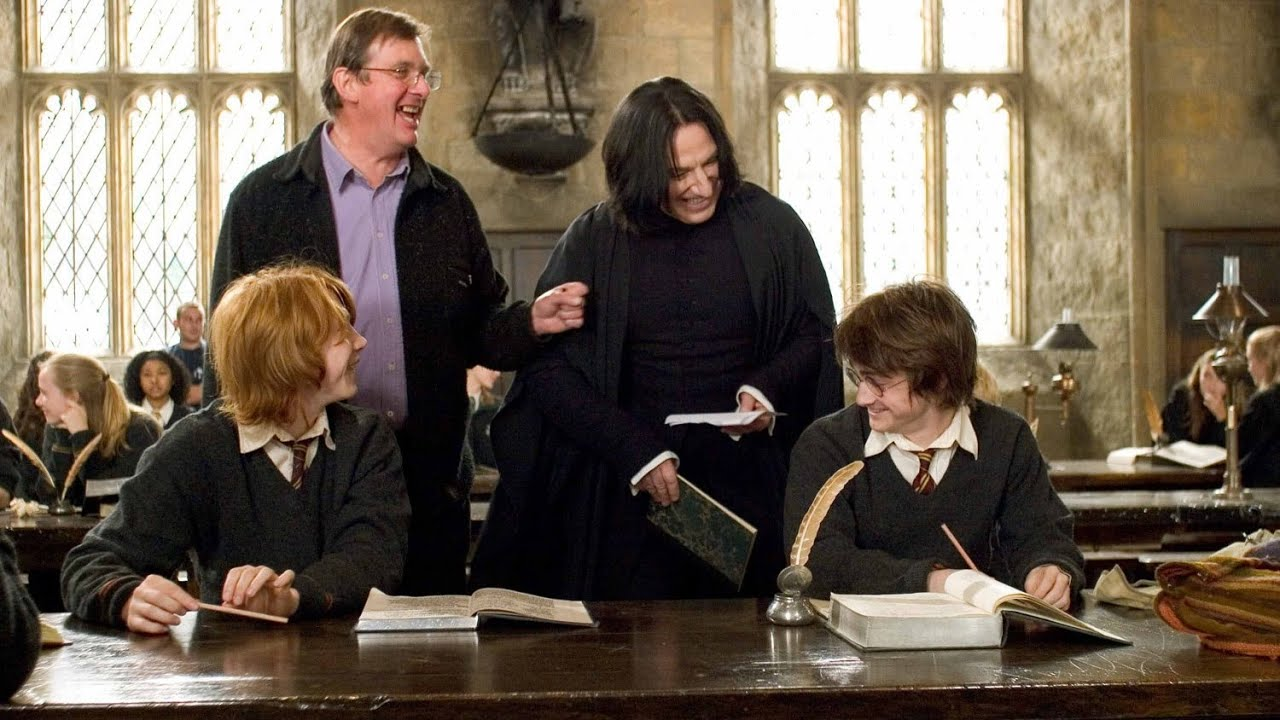 Download Behind the Scenes of Harry Potter and the Goblet of Fire