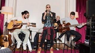Tokio Hotel - Love Who Loves You Back [Showcase in Paris]