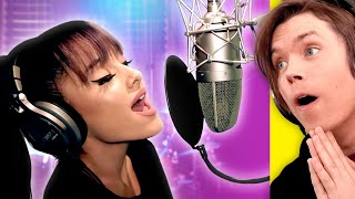 Famous Singers RECORDING in the Studio (NO AUTOTUNE)