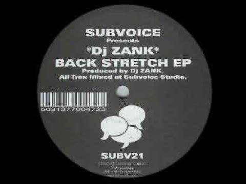 DJ Zank - Untitled ( Back Stretch - A1 )