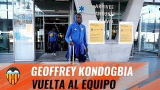 YOUNG BOYS - VALENCIA CF: KONDOGBIA IS BACK