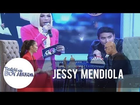 TWBA: Jessy Mendiola is ready to work with JM De Guzman again