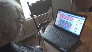 Angry Grandpa HATES Candy Crush Saga!