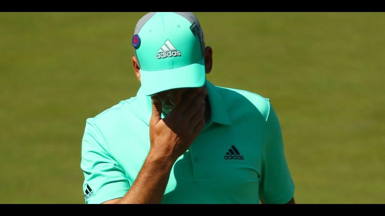 Tom Weiskopf on Sergio Garcia's Masters meltdown: 'He gambled and lost'