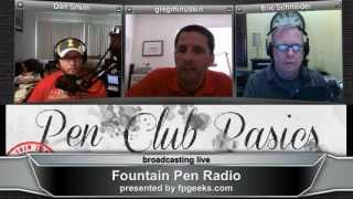 Fountain Pen Radio Episode 0015