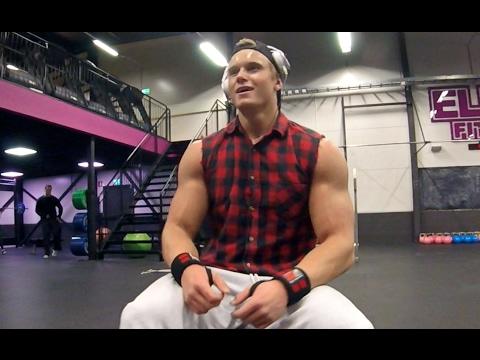 Shoulders & Arms Workout W/ Fabian GL