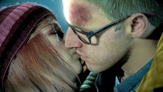 ASHLEY AND CHRIS FINALLY KISS !!! - Until Dawn #5