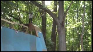 Andrew Skates A 12 Ft Vert Ramp