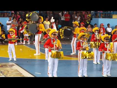 Balaoan Central School 'Drum and Lyre'