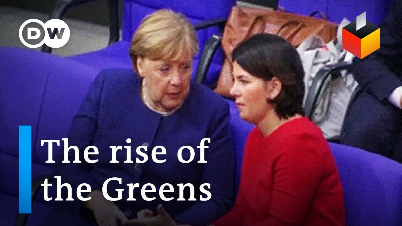 Germanys Greens From antiparty party to political player  DW News