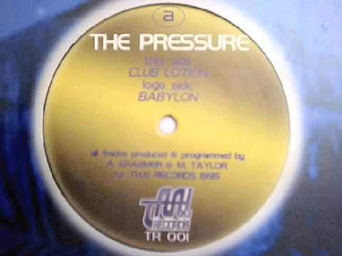 The Pressure - Babylon (Acid Trance 1995)