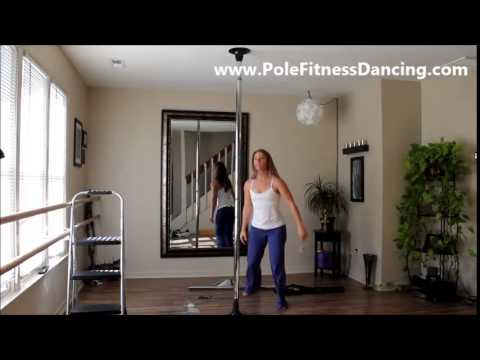 Carmen Electra pole *VERSUS* other Portable Pole Dancing Poles + Stripper pole REVIEW with Spins!!