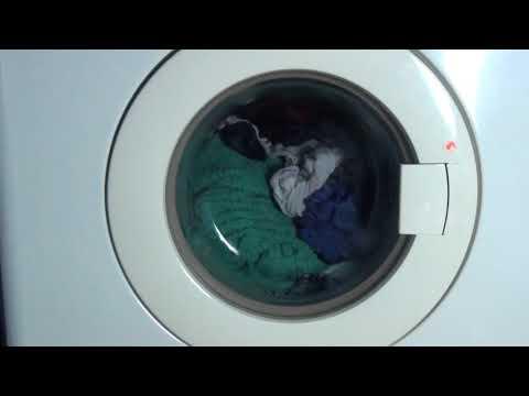 Zanussi Aquacycle FLS1383 Washing Machine : Colourfast Cotton 60'c Standard cycle (Full cycle)
