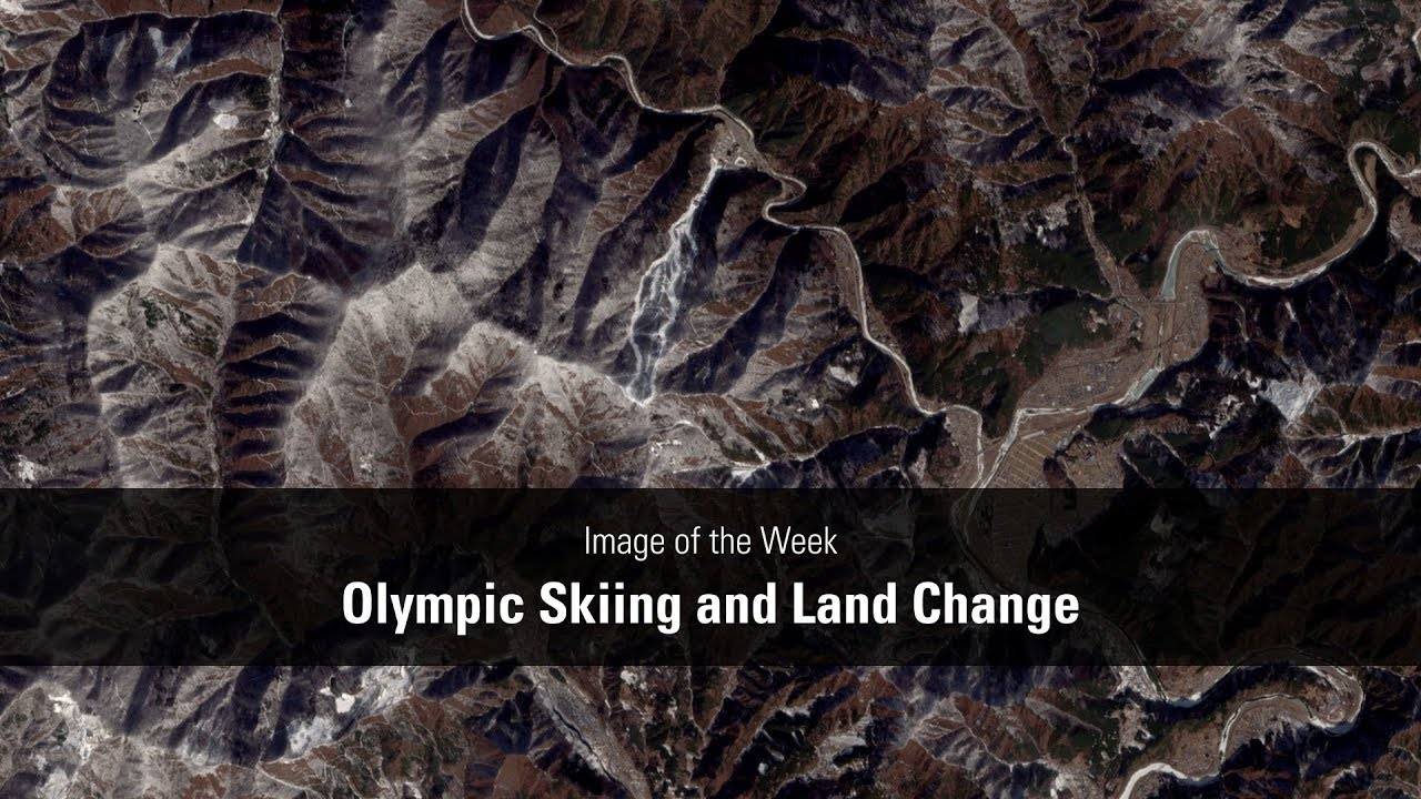 Olympic Skiing and Land Change