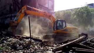 Вывоз строительного мусора - КарМет(Подготовка в вывозу строительного мусора. Транспортная компания КарМет. www.karmet.su., 2014-05-26T19:33:59.000Z)