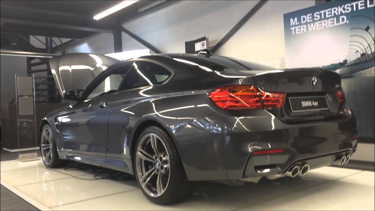 unveiling new bmw m4 and 4er gran coup full review youtube. Black Bedroom Furniture Sets. Home Design Ideas