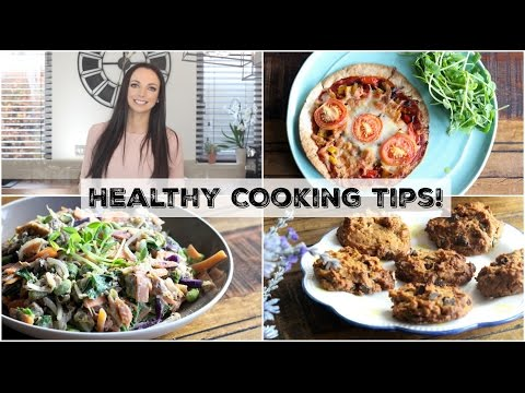 Healthy Cooking & Baking Tips with Rapeseed Oil! UK Dietitian Nichola Whitehead