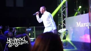 "Marques Houston Performing ""Circle"" Live in Vancouver, Canada 09/05/2016"