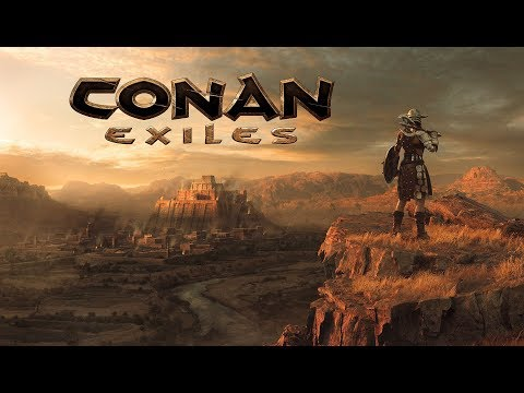Conan Exiles - A bit of Adventuring & a lot of Building