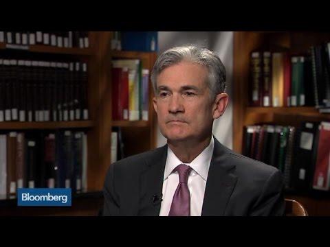 Federal Reserve Gov. Jay Powell Sees `Slack