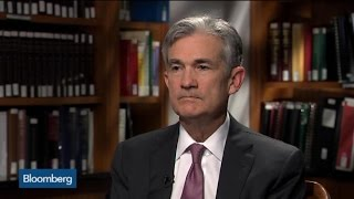 Federal Reserve Gov. Jay Powell Sees `Slack' in Economy, Room for Patience